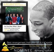 Armand Hutton Scores GRAMMY® Nomination for Work with A Capella Group Committed