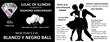 "LULAC Illinois Announces ""Black and White Ball"" for 2016 New Year's Eve Celebration"