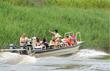Rainforest skiff excursion