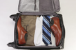 Shoemerang Travel-friendly Shoe Trees in Luggage
