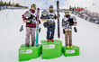 Monster Energy's Cassie Sharpe and Brita Sigourney Take Second and Third Place In Women's Ski Superpipe at Dew Tour Breckenridge
