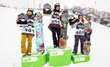 Monster Energy's Chloe Kim Takes Second in Women's Snowboard Superpipe Dew Tour Breckenridge