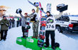Monster Energy's Ståle Sandbech Takes Second and Teammate Darcy Sharpe Places Third in Men's Snowboard Slopestyle at Dew Tour Breckenridge