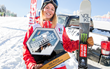 Monster Energy's Emma Dahlström Takes Third Place in the Women's Toyota Freeski Slopestyle Dew Tour Breckenridge Event