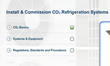 CO2 Refrigeration courses based on Europe's first CO2 qualification are available now