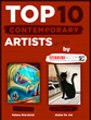 Artist Become Reveals Top Ten Contemporary Artists for 2015