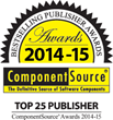 LEADTOOLS Imaging SDKs Recognized as Bestselling Products and Publisher