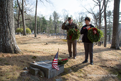 The Glenholme School joins Wreaths Across America 2015