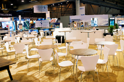 The Norway Pavilion, OTC 2015, Absolute Exhibits.