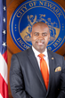 Newark, NJ Mayor Ras J. Baraka