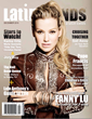 Fanny Lu Graces December Cover of LatinTRENDS Magazine
