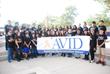 Woodard Junior High Recognized in Top 2% of AVID Schools Worldwide