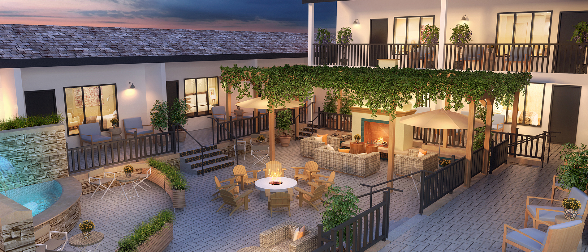 Classic Hotels Amp Resorts Announces Second Carmel By The