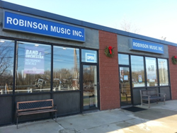 Robinson Music was acquired by long-time partner and national music retailer, Music & Arts, this month.