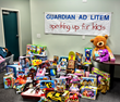 Advanta IRA Services Announces Success of Holiday Toy Drive and Continues Fundraising Efforts for Florida Guardian ad Litem Program