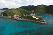With 1,800 acres, Peter Island is the largest private island resort in the British Virgin Islands.