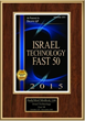 Israel Technology Fast 50 Award
