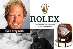 ROlex and Ryan Breymaier Award Nomination