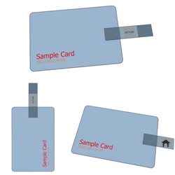 accessory invention for ID cards