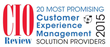 Creative Virtual USA Selected by CIOReview as One of the Top 20 Most  Promising CEM Solution Providers of 2015