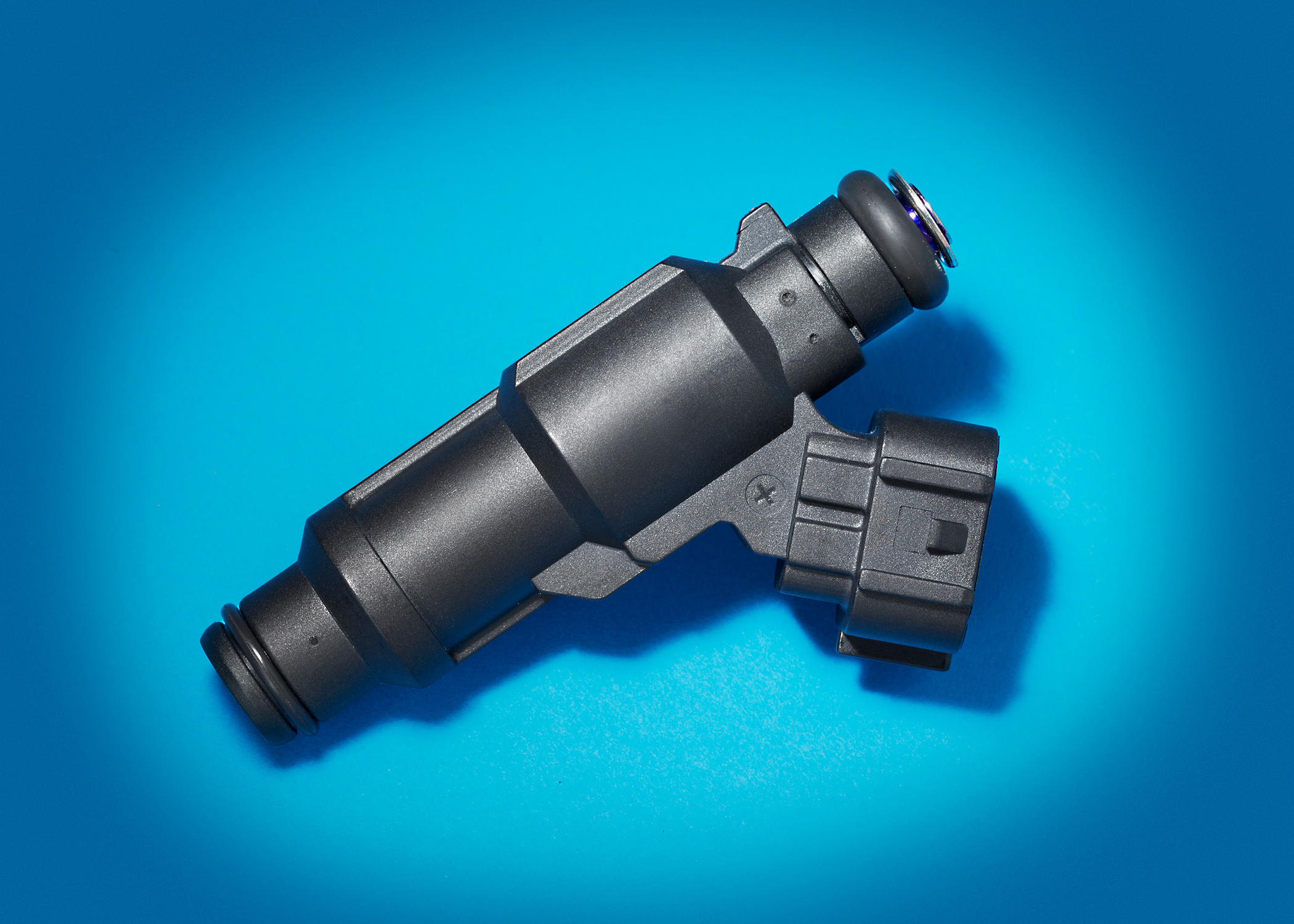 Dupont Heated Tip Fuel Injector