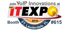 VoIP Innovations at ITEXPO 2016