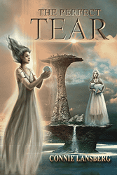 The Perfect Tear Book Cover by author Connie Lansberg