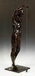 """Mauro Corda """"Fil a Plomb"""" bronze"""