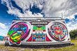 Mural by Chor Boogie & Trek6 in Wynwood Addresses Appropriation of Street Art Culture