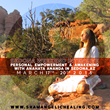 retreat, group retreat, spiritual travel, weekend retreat, chakra, meditation, health, wellness, nutrition, spirit guides, Sedona, sacred alters, divine feminine,  balance, boundaries, conscious relationships, empowerment, personal growth