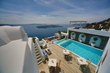 Iconic Santorini Pool