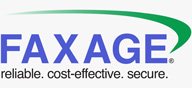 Internet fax service by FAXAGE