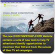 DRTV Ad Buyer DirectAvenue Launches New Brand, New Website, and Suite of New Tools to Help Clients Succeed