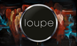 Loupe App Icon for Apple TV