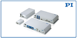 PI's Controllers for High-Speed Ultrasonic Piezo Linear Motors