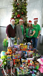 Fair Marketing collects toys for children with cancer