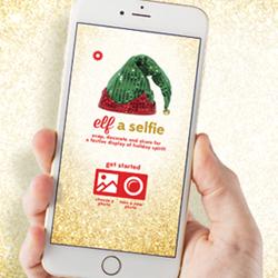 Elf A Selfie