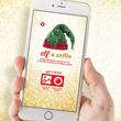 "Stevens & Tate Marketing's Seasonal ""Elf A Selfie"" App Recognized With An International Davey Award"