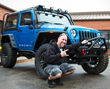 4WD Awards Winner in Ultimate Rugged Wrangler Giveaway Sweepstakes