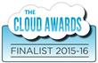 TrackVia Named Finalist for 2015-16 Cloud Awards