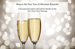 Sheraton Roanoke NYE Event