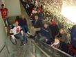 Push to Walk's Night with the NJ Devils