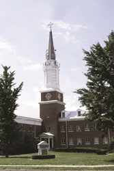 United Theological Seminary's Center for Urban Ministry