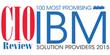 CIOReview Most Promising IBM Solutions Providers 2015