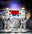 Star Wars: The Force Awakens Display