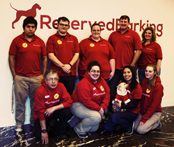 Reserved Barking Staff After Certification for Dog CPR & First Aid