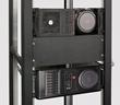 LTNG-XQ-8-RM-B and LTNG-XQ-8-DTMP-B in a rackmount system