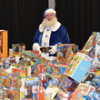 Maria Jackson Insurance Agency and the San Antonio Police Department Launch Blue Santa Charity Program to Provide a Merry Christmas for Underprivileged Families