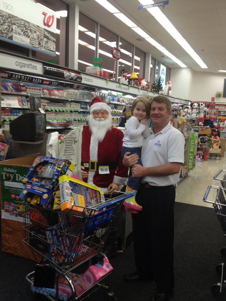 Toys For Tots Charity : The moore agency expects record turnout to support annual