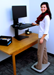 Standing At Work? Victor Technology Introduces New Product That Helps Reduce Pain and Stiffness